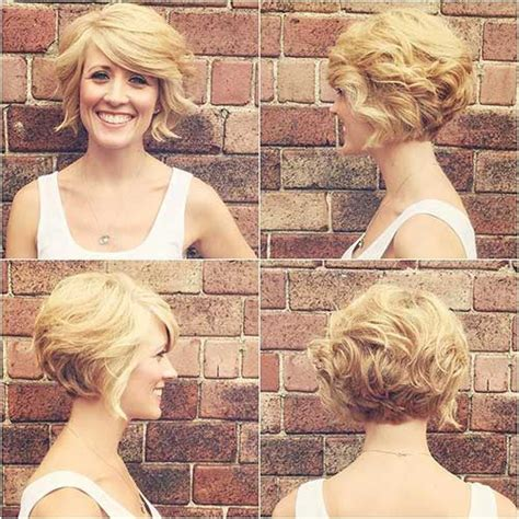 vies of side and back of wavy bob hairstyles back view of wavy bob haircut love and sayings