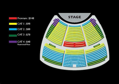 gateway theatre seating plan lightseeker review the rws musical thesmartlocal