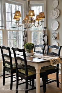 Pretty french country dining room dining rooms pinterest