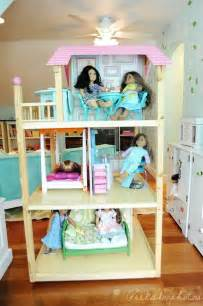 American Doll House by American Doll House Ag 18 Inch Doll House
