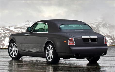 2008 Rolls Royce Phantom Coupe   specifications, photo