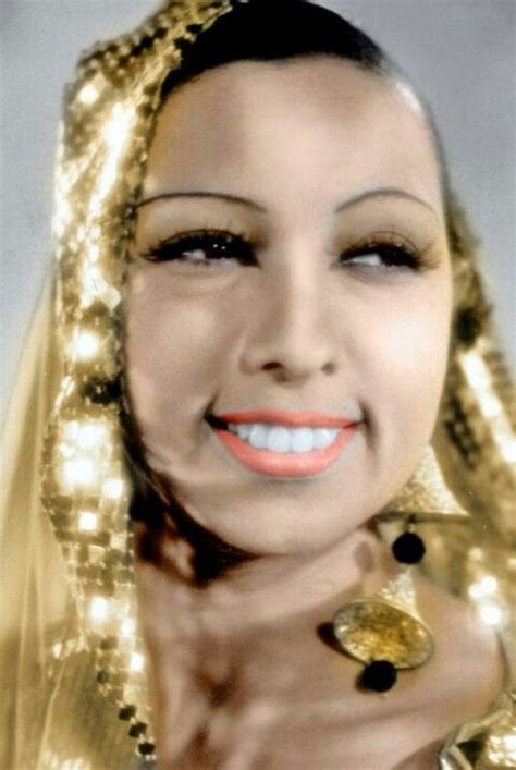 josephine baker in color all that jazz