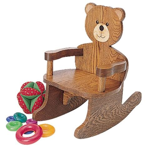 wood pattern for child s rocking chair diy wooden rocking chair plans woodworking projects plans