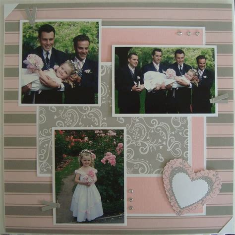 scrapbook layout wedding the 25 best ideas about wedding scrapbook layouts on