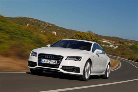 2012 Audi A7 Supercharged by 2012 Audi A7 Sportback 3 0 Supercharged Car