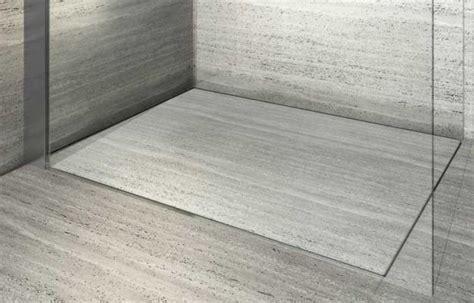 piatto doccia filo pavimento piastrellabile scarico doccia invisibile