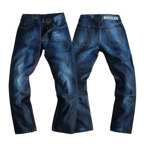 Motorrad Jeans Slim by Rokker Motorradjeans Quot Revolution Quot Im Thunderbike Shop