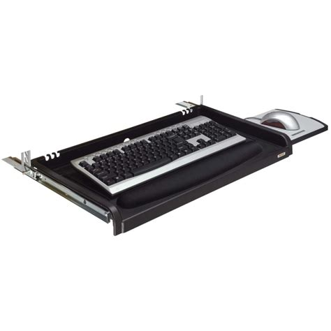 Keyboard Drawer by Desk Keyboard Drawer 3m Kd45 3m Keyboard Trays