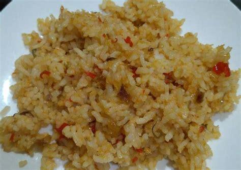 resep nasi goreng ebi oleh felisia iswara cookpad