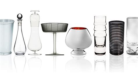 designer barware luxury glassware