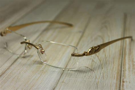 cartier c decor collection d 201 cor c optical glasses