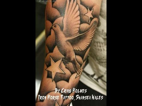 christian holmes tattoo 38 best religious shoulder tattoos for men images on