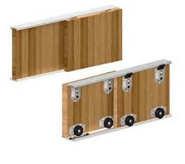sliding wardrobe 2 door 1800mm track gear system ares