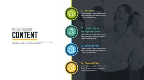 20 Plantillas Para Power Point Ppt Profesionales Modern Business Plan Powerpoint Template Free