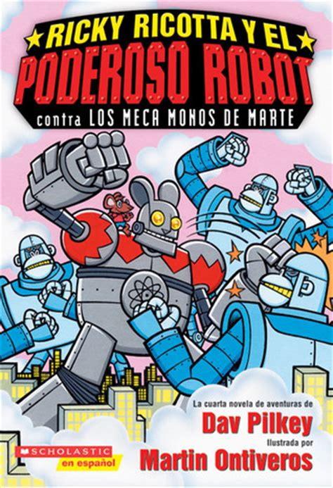 ricky ricotta ricky ricotta s mighty robot vs the mecha monkeys from