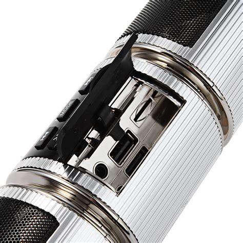 Diy Bluetooth Speaker Fm Radio Adjustable Bracket Motorcycle D60x305 diy bluetooth speaker fm radio adjustable bracket motorcycle d60x305 silver
