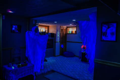 black light bedroom something wicked this way comes the wicked weekend