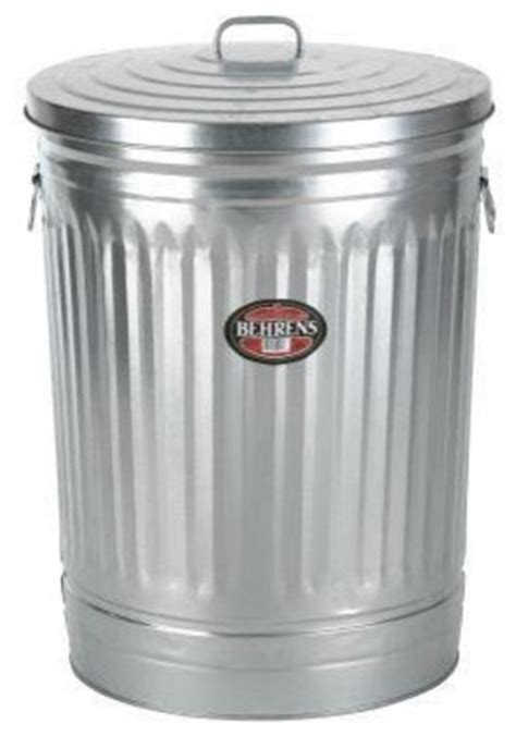 home depot paint waste 31 gallon steel trash can outdoor trash cans by home depot