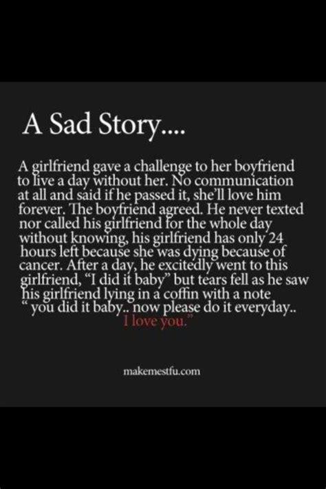 sad stories a sad story quotes