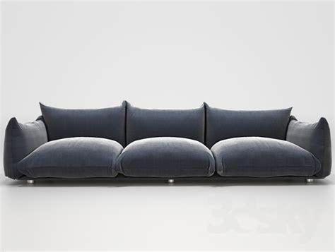 3d models: Sofa   Arflex Marenco