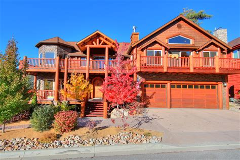 cabin rentals go with the seasons destination big