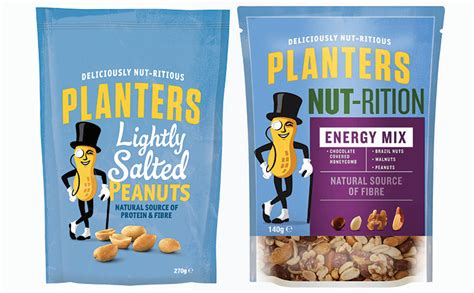 Planters Roasted Peanuts Uk by Nut Brand Set To Plant The Seed Scottish Grocer Convenience Retailer