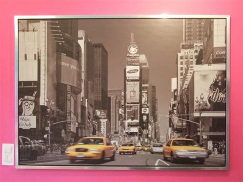 Affiche New York 3538 maintenant de ma chambre j ai une vue sur new york made in