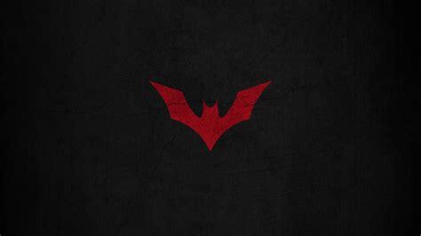 batman wallpaper quad hd batman beyond logo dc comics franck grzyb minimalistic