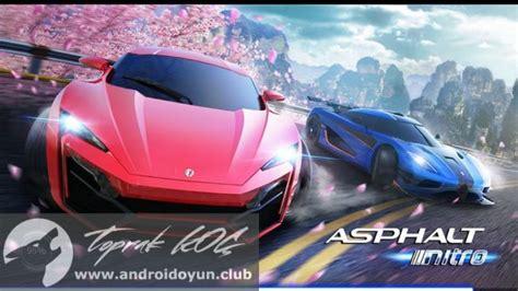 asphalt nitro apk indir para hileli mod 1 7 1a oyun indir club pc ve android oyunları asphalt nitro altın hile arşivleri android oyun club