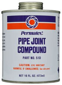 Permatex Pipe Joint Compound 80045 51d permatex pipe joint compound uacm co th