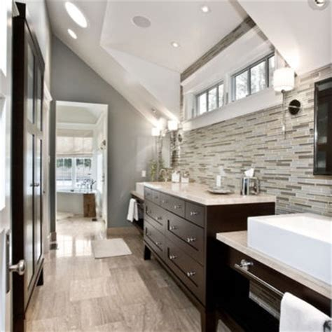 galley style bathroom pin by kelly p on bathroom remodel pinterest