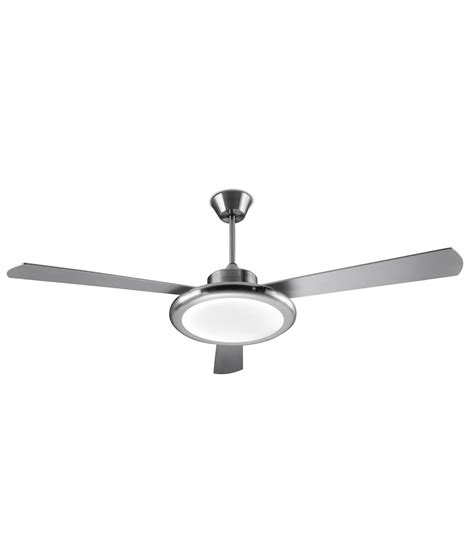 chrome ceiling fan with light chrome or white finish ceiling fan with downwards light