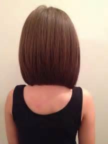 Bob hairstyles for thick hair back view 15 long bob haircuts back view