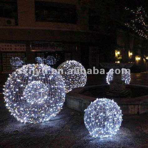 christmas decorative light balls large led christmas ball for outdoor light decorations