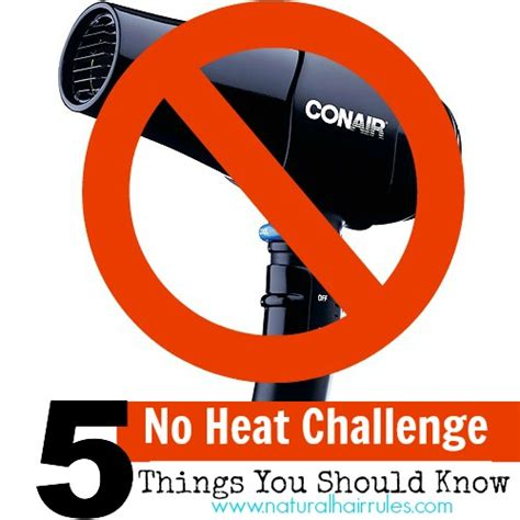 natural hair no heat challenge 5 disadvantages of the no heat challenge natural hair