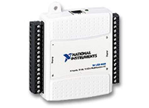 Ni Usb 6008 national instruments ni usb 6009 multifunction daq