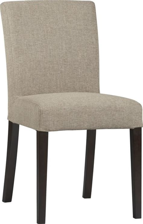 Crate And Barrel Dining Chair Lowe Khaki Side Dining Chair Crate And Barrel