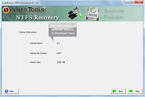 free ntfs data recovery software full version ntfs data recovery demo
