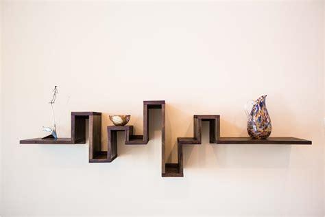 modern wall shelf modern wall shelf unit 3d modern interior empty shelf