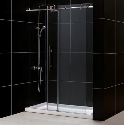 Enigma X Sliding Shower Door X On Shower Doors