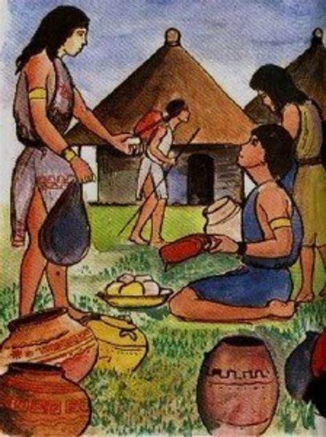 imagenes economia azteca prehistoria