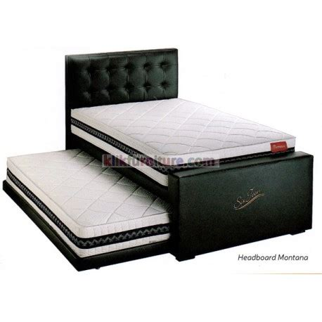 Bed Bigland 2 In 1 Frozen 2 In 1 Sixteen Springbed Model Terbaru Harga Promosi