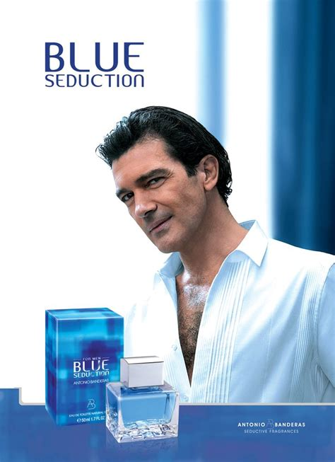 Parfum Antonio Banderas Blue blue antonio banderas cologne a fragrance for 2007