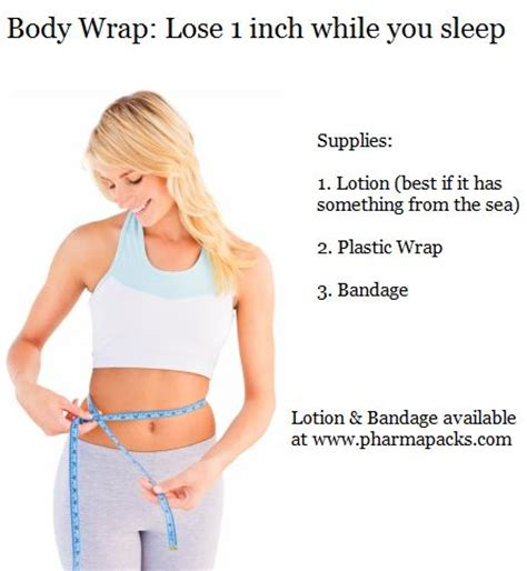 The Detox Salve Lose Weight While You Sleep by Wrap Lose 1 Inch While You Sleep 1 Apply Thick