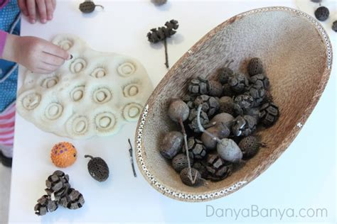 pattern within nature nature s sters impressions in play dough danya banya