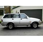 Used Ssangyong Musso Review 1996 1998  CarsGuide