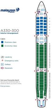 air canada a333 seat map malaysia airlines aircraft seatmaps airline seating maps
