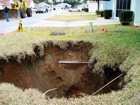 Foundation Services   Foundation Repair   Sinkhole Repair