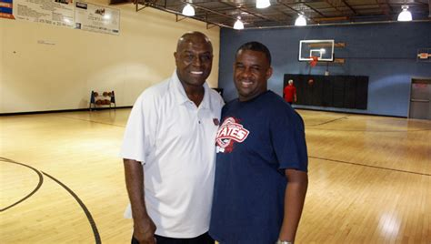 Phil Ford by Basketball Great Phil Ford Visits Fitness Unlimited