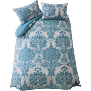Car Top Covers Argos Living Sand Damask Printed Teal Duvet Cover Set 163 19 99